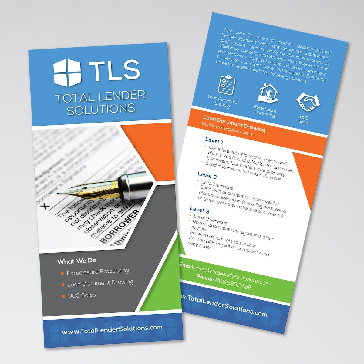 Total Lender Solutions Brochure