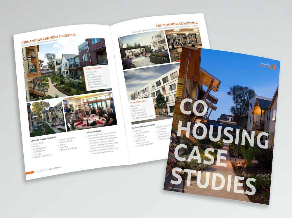 Caddis Collaborative<br> Cohousing Case Studies Report