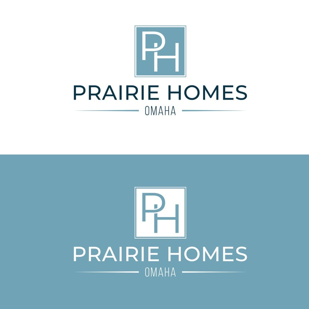 Prairie Homes<br> Logo Design & Branding