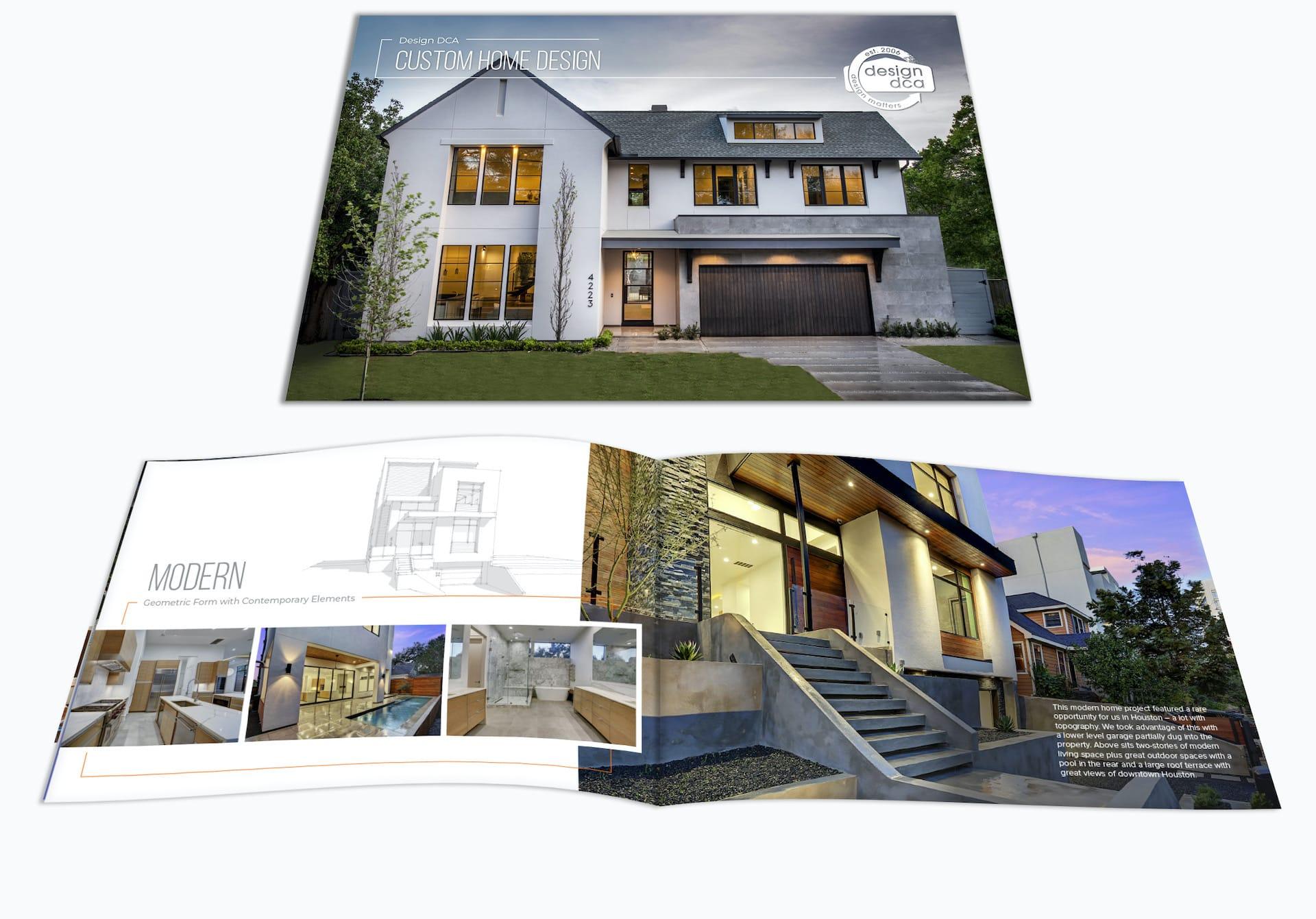Design DCA Brochure