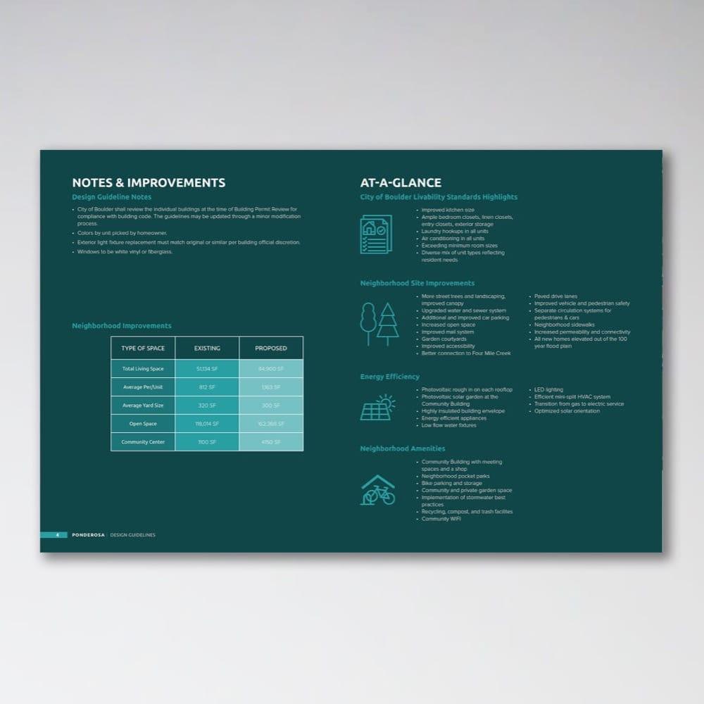 Ponderosa Design Guidelines