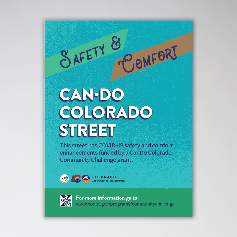 CanDo Colorado Poster